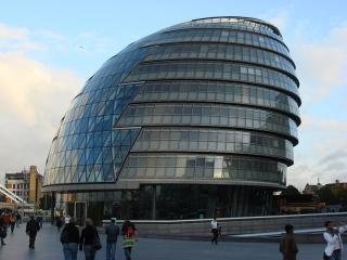 london assembly building