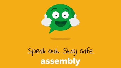 speak out stay safe assembly